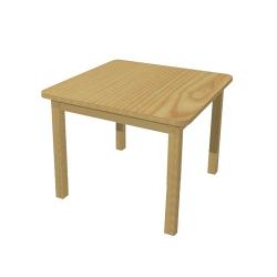 Стол детский квадратный 3
