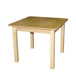 Стол детский квадратный 0-3