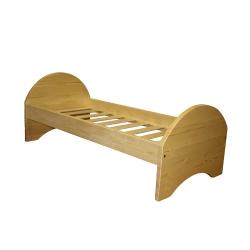 Кровать детская полукруглая спинка 600-1200/1400