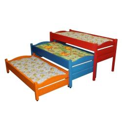 Кровать 3-х секционная выкатная