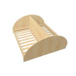 Детская кровать двухрядная 1400-1200/1400