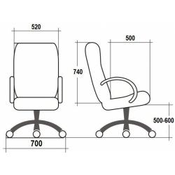 Кресло ВИП (Стандарт)