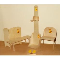 Игровая мебель Больница 102