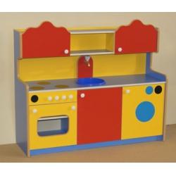 Детская мебель Кухня прямая 100