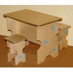 Игровая мебель Столик Весенний 109
