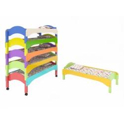 Детская кровать Радуга