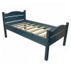 Кровать волнообразная спинка 600-1200/1400