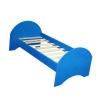 Детская кровать полукруглая спинка 600-1200/1400