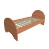 Кровать детская полукруглая спинка 600-1200