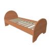 Кровать детская полукруглая спинка 600-1400