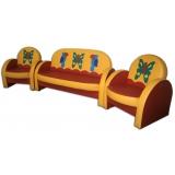 Комплект мягкой мебели «Агата» - Африка