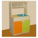 Игровая мебель (Шкаф+Мойка)