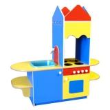 Игровая мебель Кухня (Плита+Мойка)